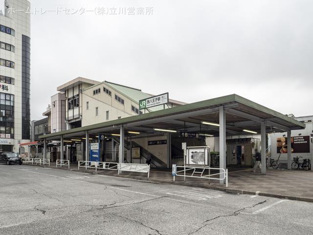 土地 東京都八王子市横川町650-1 JR中央線西八王子駅 2380万円