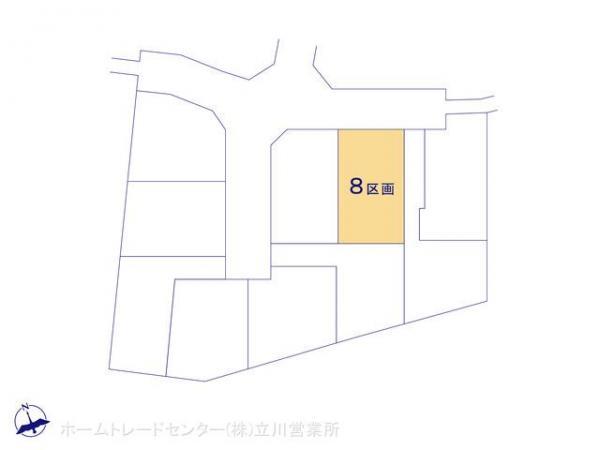 土地 東京都八王子市横川町650-1 JR中央線西八王子駅 2180万円