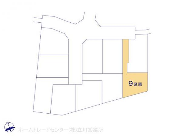 土地 東京都八王子市横川町650-1 JR中央線西八王子駅 1880万円