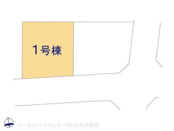 新築戸建 埼玉県吉川市高久1丁目1-57 JR武蔵野線吉川駅 3290万円