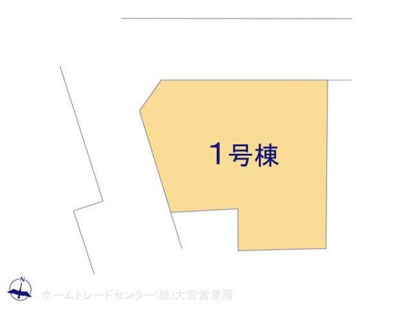 新築戸建 埼玉県さいたま市北区別所町648-11 JR高崎線上尾駅 2690万円