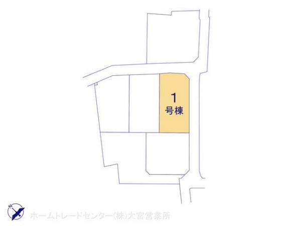 新築戸建 埼玉県鴻巣市屈巣2987-1 JR高崎線鴻巣駅 2280万円