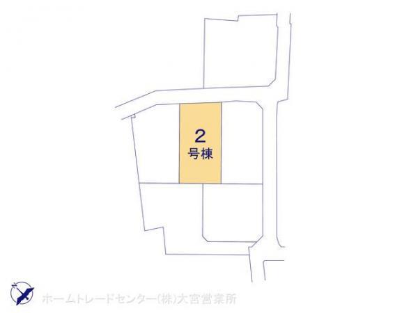 新築戸建 埼玉県鴻巣市屈巣2987-1 JR高崎線鴻巣駅 1880万円