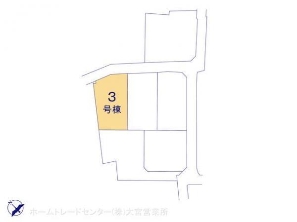 新築戸建 埼玉県鴻巣市屈巣2987-1 JR高崎線鴻巣駅 2180万円