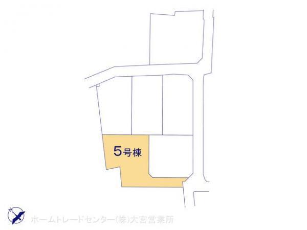新築戸建 埼玉県鴻巣市屈巣2987-1 JR高崎線鴻巣駅 1980万円