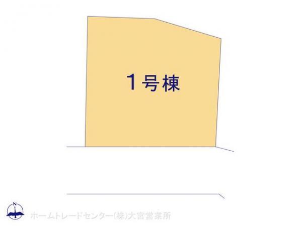 新築戸建 埼玉県上尾市大字南422-26 JR高崎線北上尾駅 2190万円