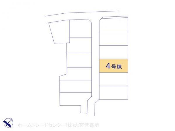 新築戸建 埼玉県北本市本宿1丁目73-1 JR高崎線北本駅 2780万円