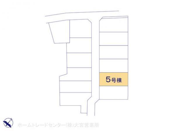 新築戸建 埼玉県北本市本宿1丁目74 JR高崎線北本駅 2780万円