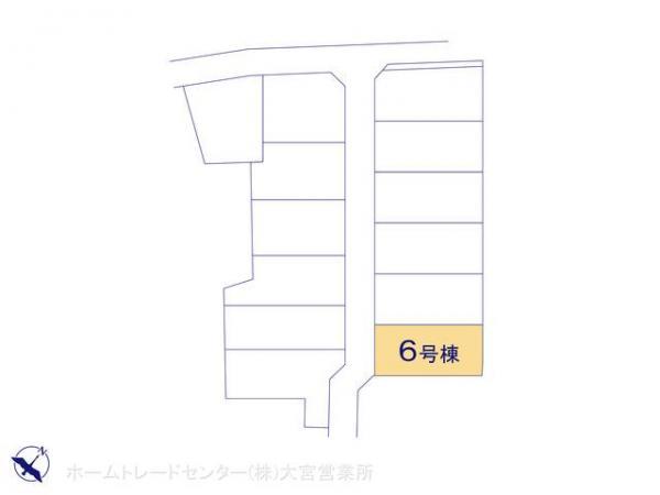 新築戸建 埼玉県北本市本宿1丁目74 JR高崎線北本駅 2680万円