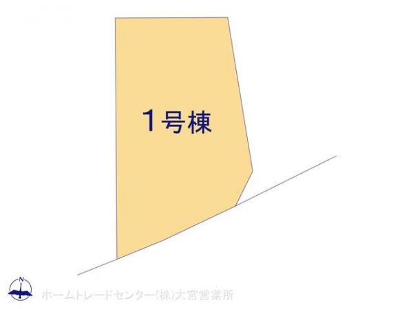 新築戸建 埼玉県上尾市大字小泉910-7 JR高崎線北上尾駅 2180万円