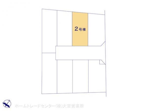 新築戸建 埼玉県さいたま市北区本郷町668 JR高崎線宮原駅 3590万円