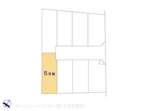 新築戸建 埼玉県さいたま市北区本郷町668 JR高崎線宮原駅 3680万円