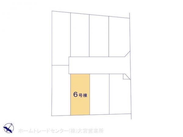 新築戸建 埼玉県さいたま市北区本郷町668 JR高崎線宮原駅 3390万円