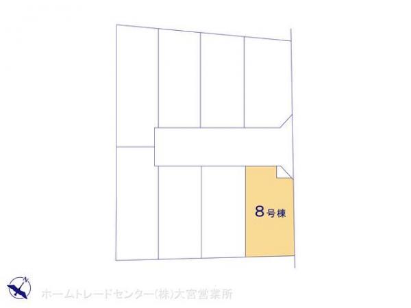新築戸建 埼玉県さいたま市北区本郷町668 JR高崎線宮原駅 3490万円