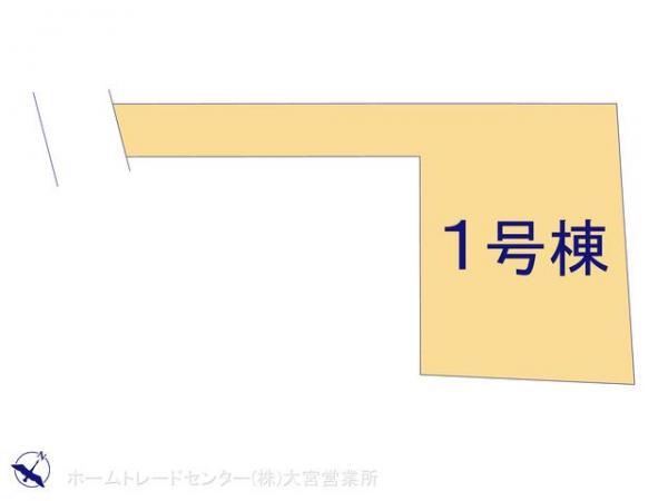 新築戸建 埼玉県上尾市大字上473-12 JR高崎線北上尾駅 2980万円