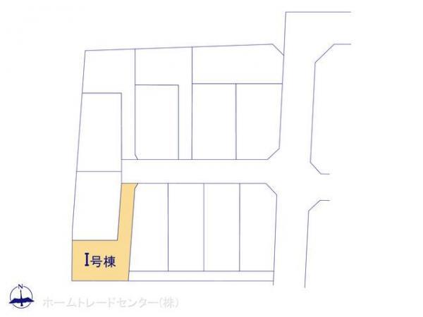 新築戸建 東京都西東京市北町2丁目5 西武池袋線ひばりケ丘駅 3680万円
