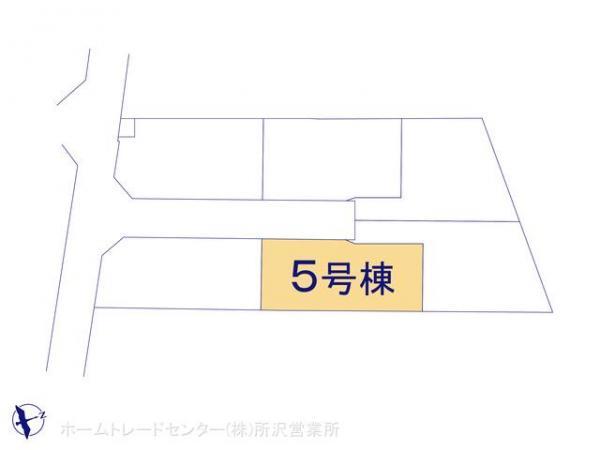 新築戸建 埼玉県坂戸市山田町838-7 東武東上線坂戸駅 3280万円