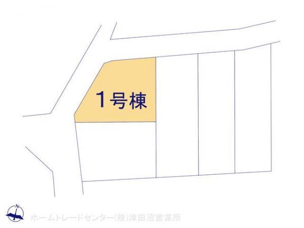 新築戸建 千葉県市原市姉崎1948-2 JR内房線姉ヶ崎駅 2290万円