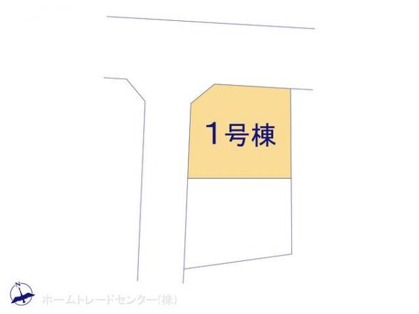 新築戸建 東京都調布市西つつじケ丘1丁目57-52 京王線つつじヶ丘駅 4680万円