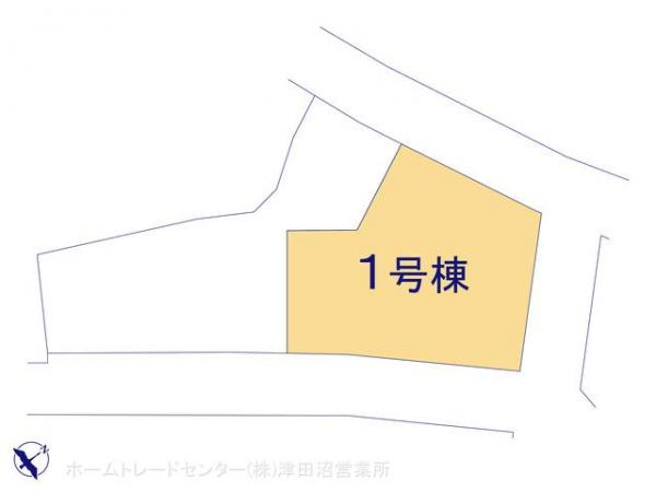新築戸建 千葉県成田市土屋205 JR成田線成田駅 3290万円