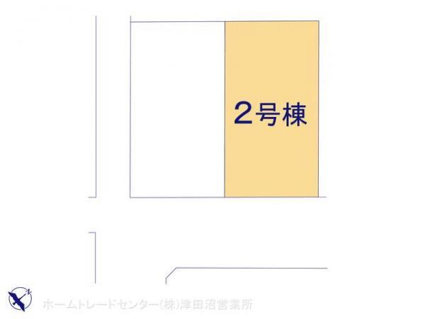 新築戸建 千葉県成田市加良部4丁目14 JR成田線成田駅 3490万円