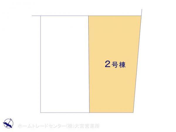 新築戸建 埼玉県上尾市大字上533-2 JR高崎線桶川駅 2490万円