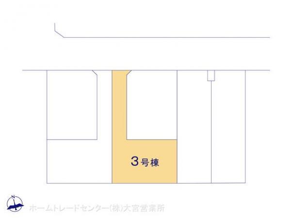 新築戸建 埼玉県上尾市錦町10-3 JR高崎線北上尾駅 3090万円