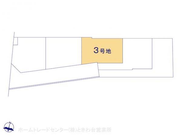土地 埼玉県富士見市鶴瀬東2丁目2497-1 東武東上線鶴瀬駅 3280万円
