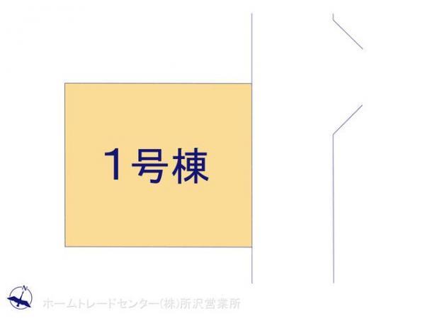 新築戸建 埼玉県所沢市大字下富1209-12 西武新宿線新所沢駅 2980万円