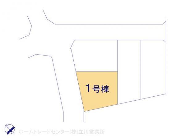 新築戸建 東京都八王子市川口町151-17 JR中央線八王子駅 2080万円