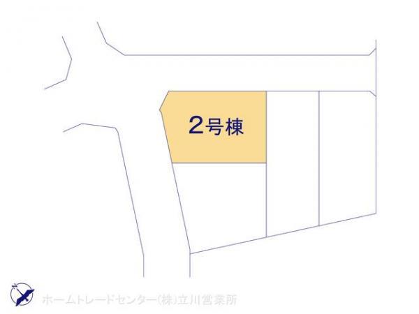 新築戸建 東京都八王子市川口町151-16 JR中央線八王子駅 2180万円