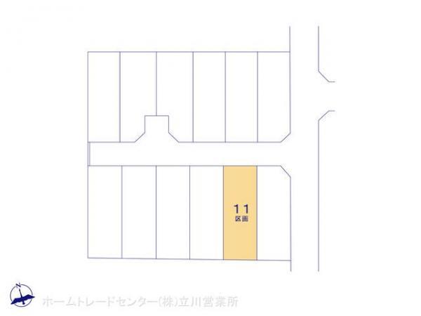 土地 東京都青梅市新町8丁目27-23 JR青梅線小作駅 2390万円