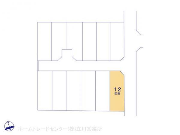 土地 東京都青梅市新町8丁目27-24 JR青梅線小作駅 2490万円