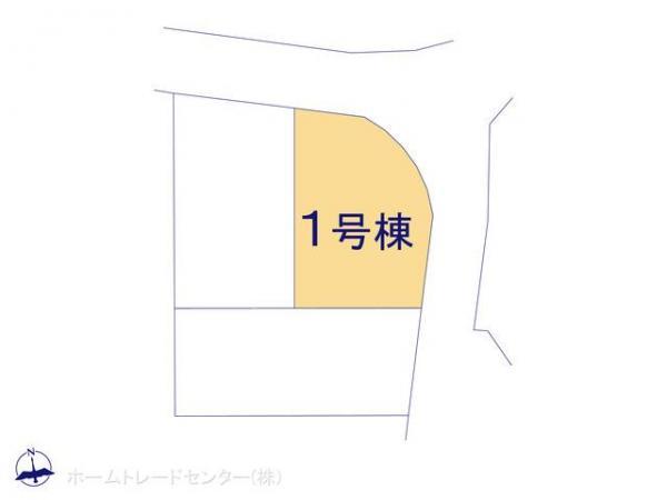 新築戸建 東京都多摩市和田1-1 京王線聖蹟桜ヶ丘駅 4180万円