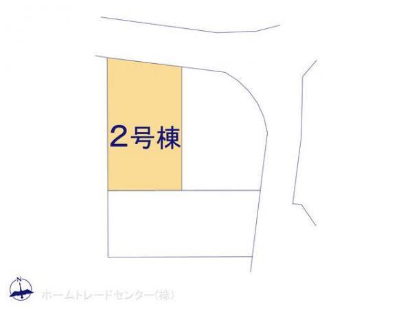 新築戸建 東京都多摩市和田1-1 京王線聖蹟桜ヶ丘駅 3980万円