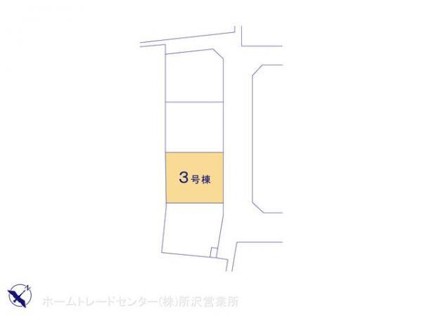 新築戸建 東京都清瀬市下宿3丁目1063 JR武蔵野線新座駅 3330万円