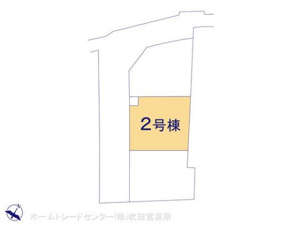 新築戸建 大阪府茨木市上野町164-6 東海道本線茨木駅 3180万円