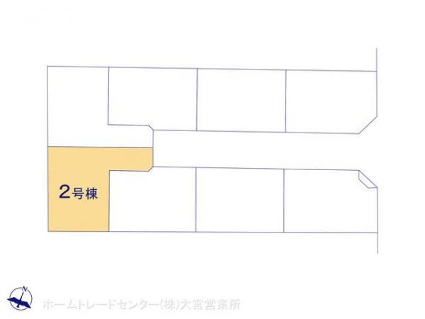 新築戸建 埼玉県さいたま市中央区上峰4丁目415-10 JR埼京線与野本町駅 3890万円
