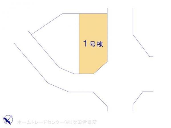 新築戸建 大阪府高槻市塚脇1丁目366-22 JR東海道本線(米原〜神戸)高槻駅 3180万円