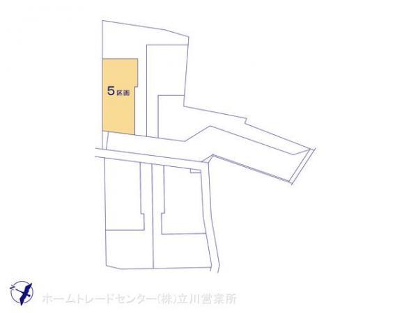 土地 東京都東大和市芋窪6丁目1363-7 多摩モノレール上北台駅 2400万円