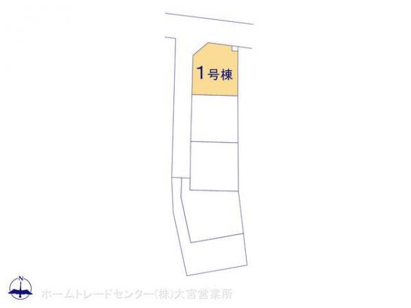 新築戸建 埼玉県上尾市大字小敷谷738-7 JR高崎線上尾駅 3180万円