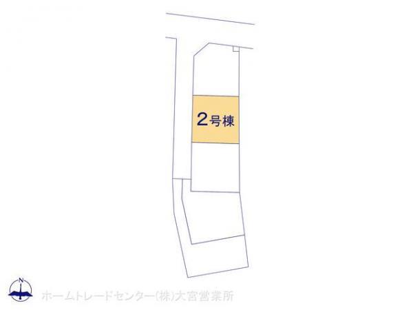 新築戸建 埼玉県上尾市大字小敷谷738-1 JR高崎線上尾駅 3180万円