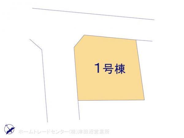 新築戸建 千葉県市原市五井6384-9 JR内房線五井駅 2880万円