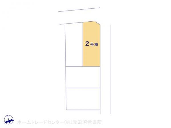 新築戸建 千葉県佐倉市上座400-318 京成本線ユーカリが丘駅 3190万円
