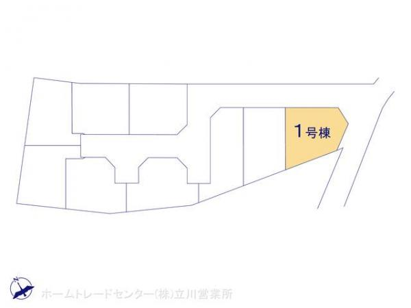 新築戸建 東京都八王子市楢原町1378-1 JR中央線八王子駅 3050万円