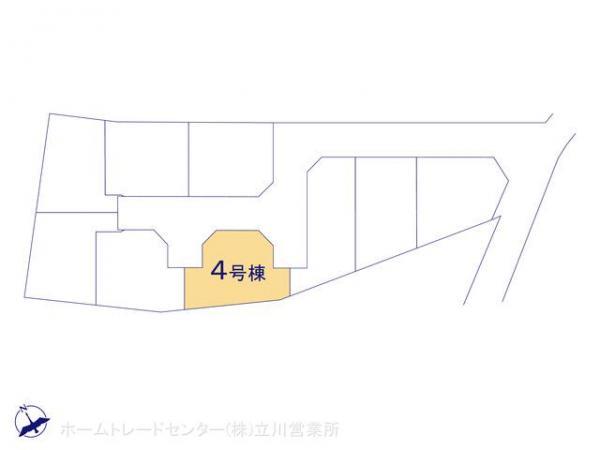 新築戸建 東京都八王子市楢原町1378-1 JR中央線八王子駅 2980万円