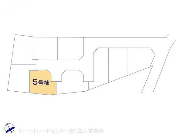 新築戸建 東京都八王子市楢原町1378-1 JR中央線八王子駅 2830万円