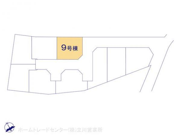 新築戸建 東京都八王子市楢原町1378-1 JR中央線八王子駅 3150万円