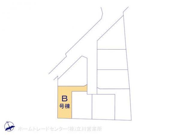 新築戸建 東京都八王子市上壱分方町160 JR中央線西八王子駅 2190万円