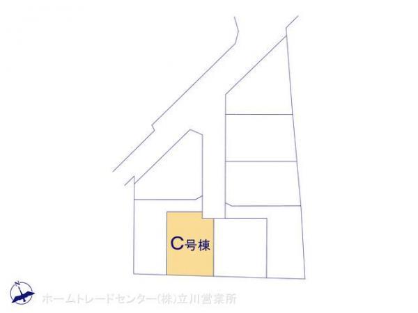 新築戸建 東京都八王子市上壱分方町160 JR中央線西八王子駅 2430万円